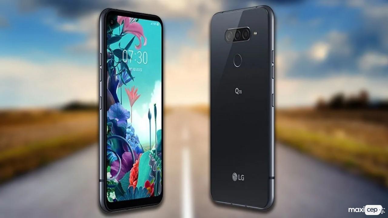 Snapdragon 675 İşlemcili LG Q70 Duyuruldu