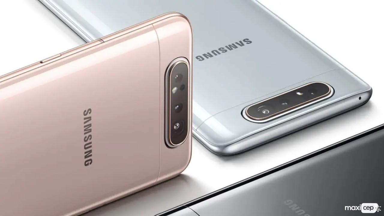 Samsung Galaxy A90 5G'nin Özellikleri ve Tasarımı Belli Oldu