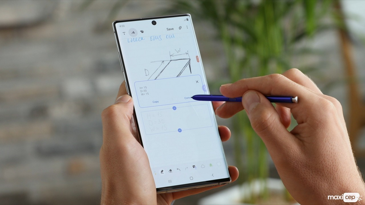 Samsung Galaxy Note10 ve Galaxy Note10 Plus Tanıtıldı