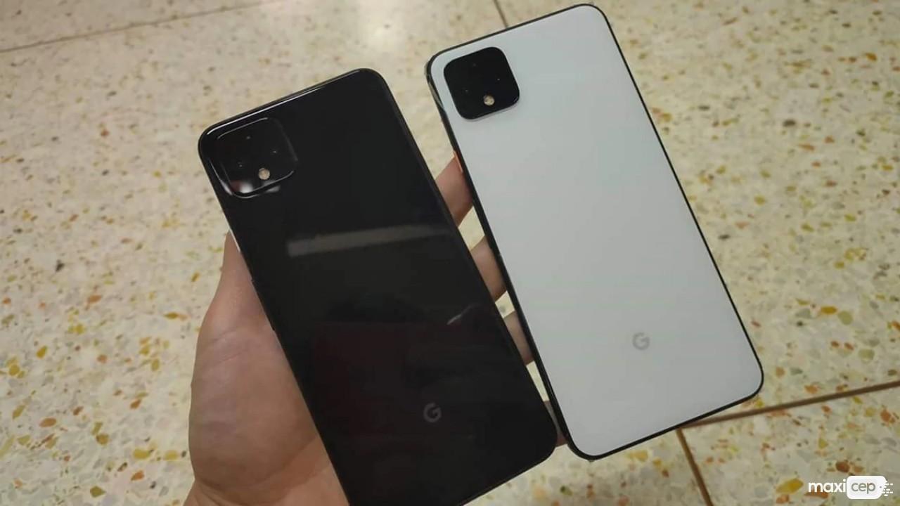 Google Pixel 4 XL'nin Çalışır Haldeki Yeni Görüntüleri Ortaya Çıktı
