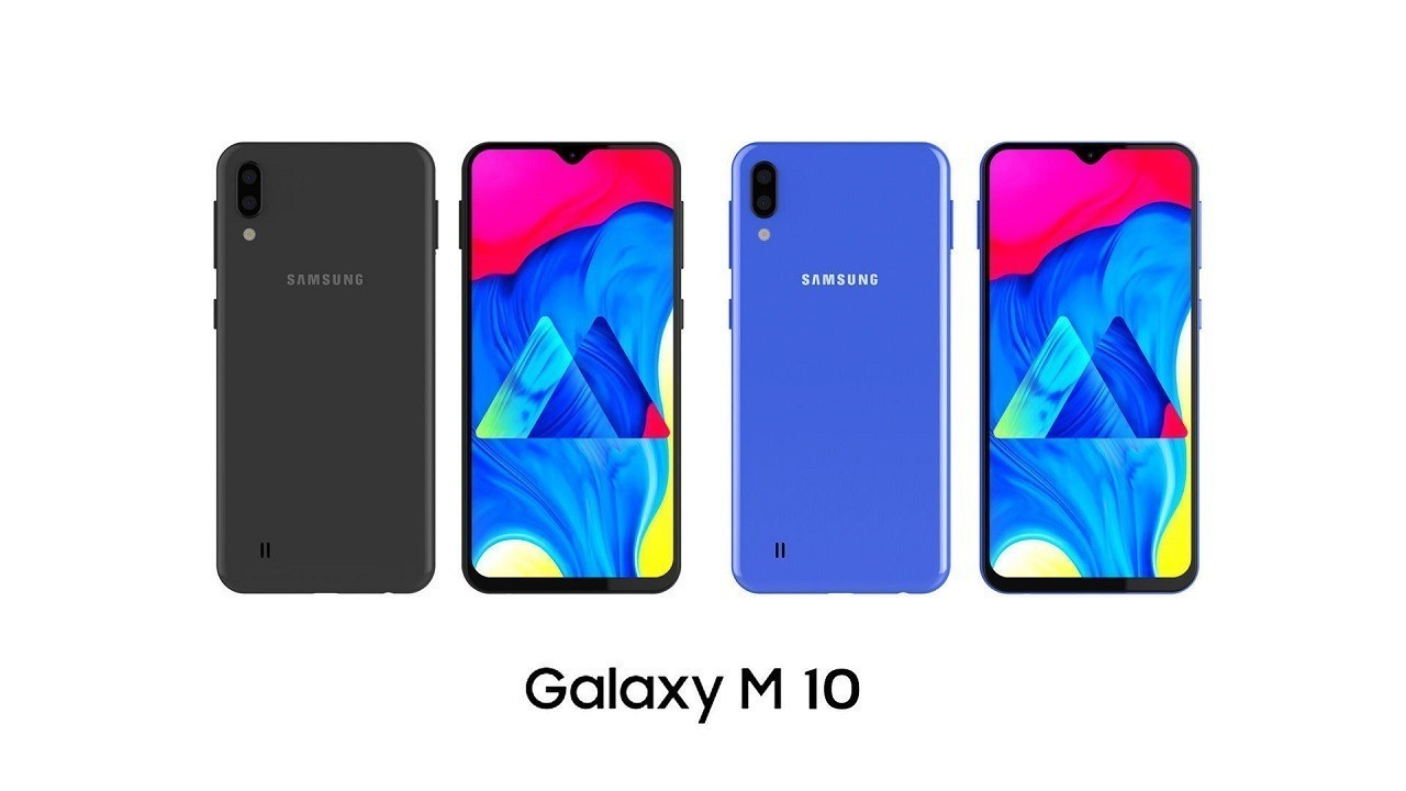 Samsung Galaxy M10s Exynos 7885 İşlemciyle Beraber Geliyor