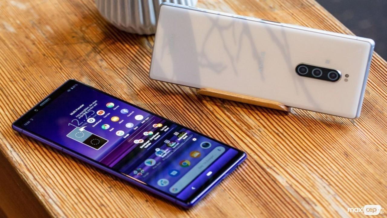 Sony'nin Yeni Xperia Telefonu Ortaya Çıktı
