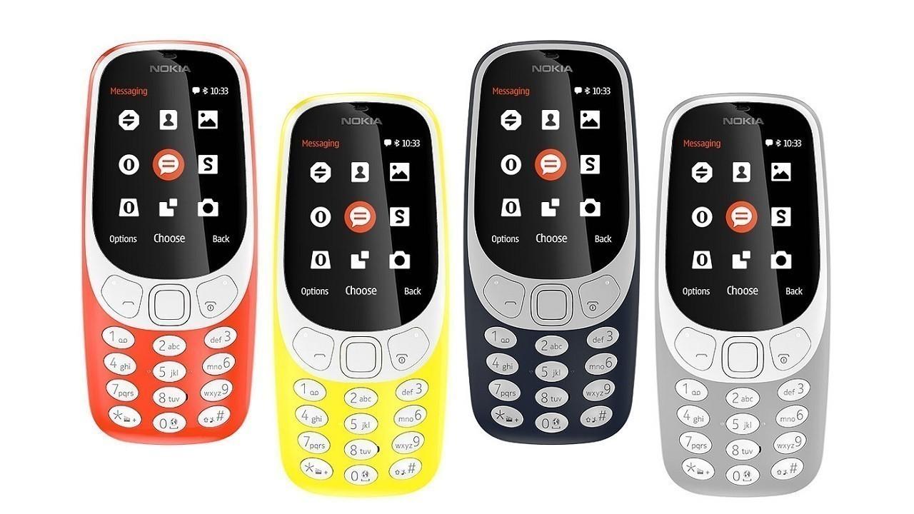 Nokia, Android İşletim Sistemli Tuşlu Bir Telefon Üzerinde Çalışıyor
