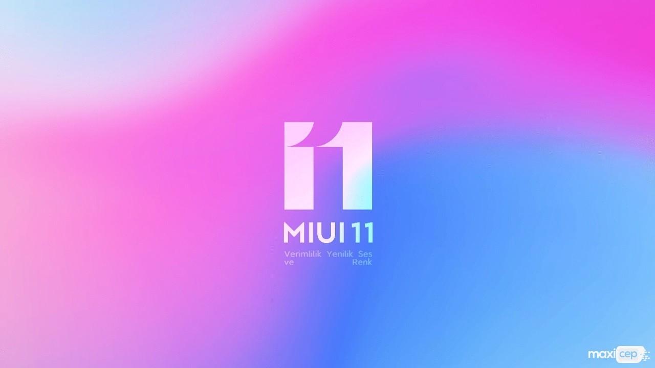 MIUI 11 Güncellemesi Duyuruldu
