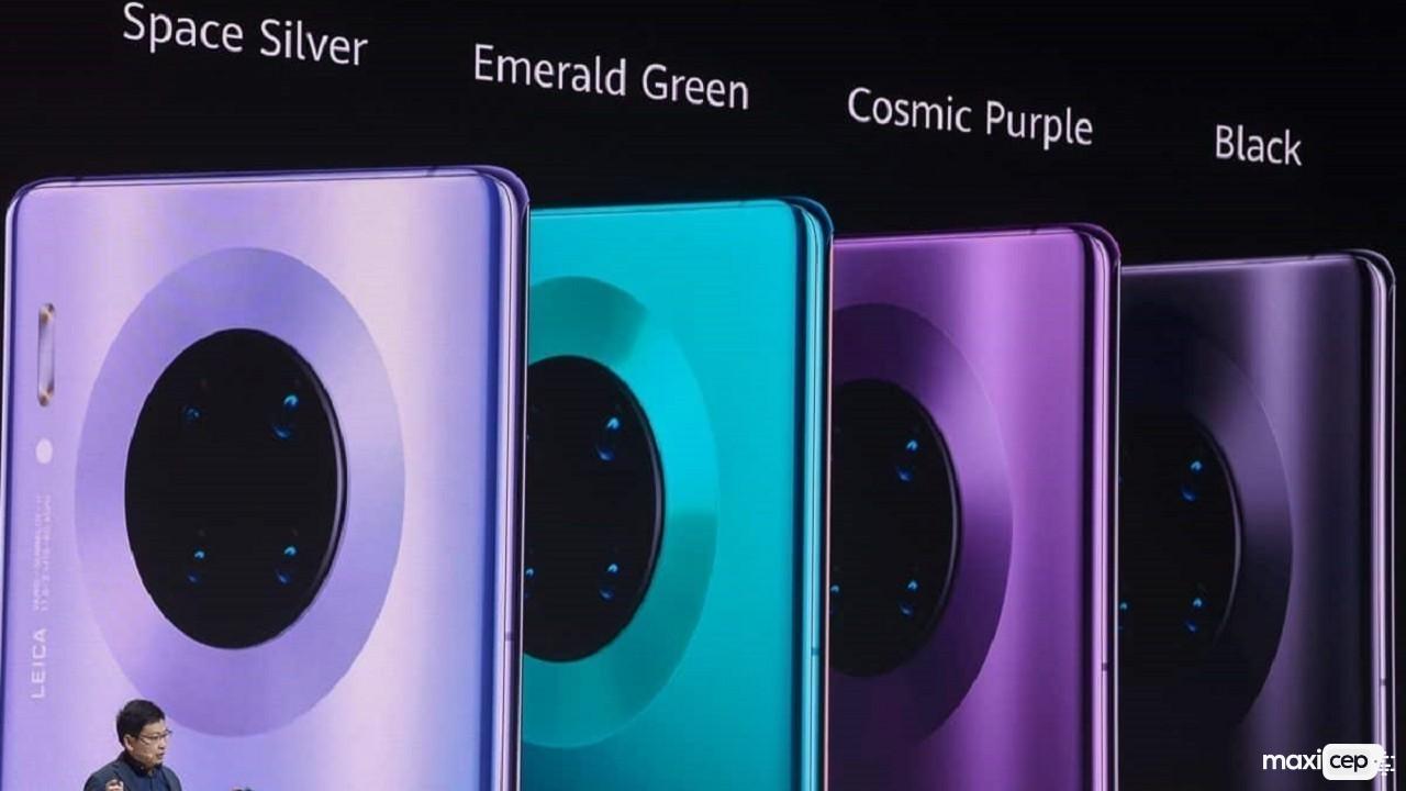 Huawei Mate 30 Pro DXOMARK Listesinde İlk Sıraya Yerleşti