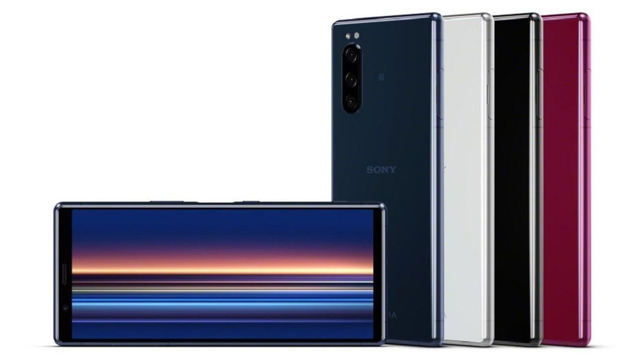 Sony'den Snapdragon 865 İşlemcili Bir Akıllı Telefon Geliyor