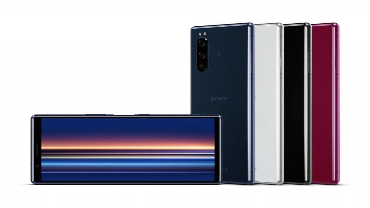 Sony Xperia 5 Üç Arka Kamerayla Beraber Tanıtıldı