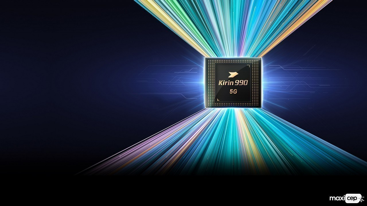 Huawei, Kirin 990 İşlemcilerini Tanıttı