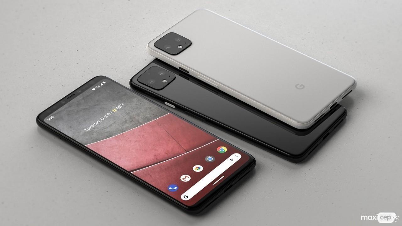 Google Pixel 4'ün Çalışır Haldeki Yeni Görüntüleri Ortaya Çıktı
