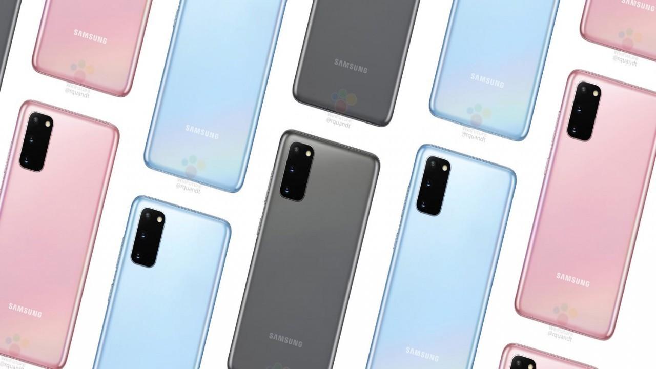Samsung Galaxy S20, 6 Mart'ta satışa sunulacak