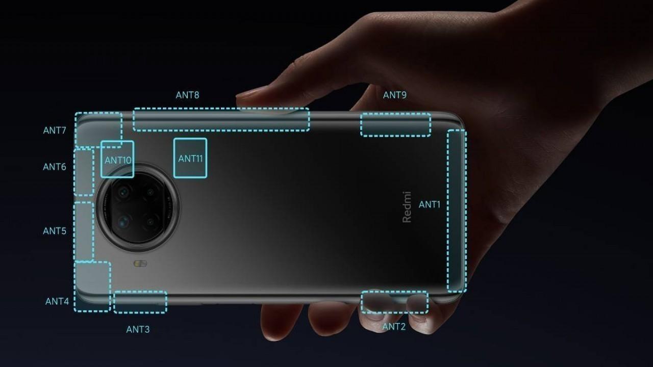 Xiaomi, Redmi Note 9 5G serisini duyurdu