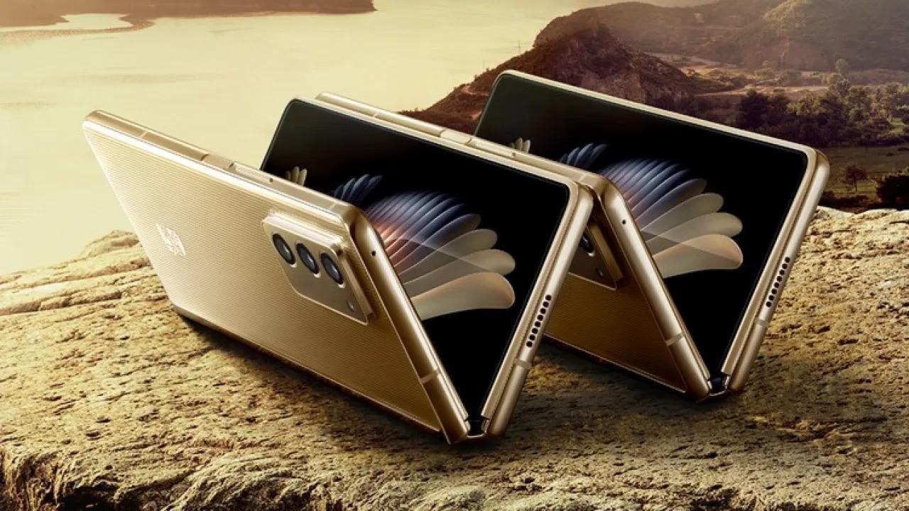 Samsung W21 5G Resmi Olarak Duyuruldu