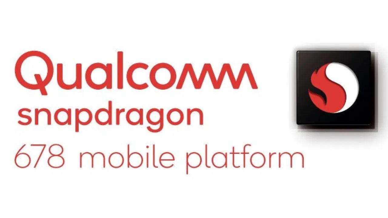 Snapdragon 678 işlemci resmi olarak duyuruldu
