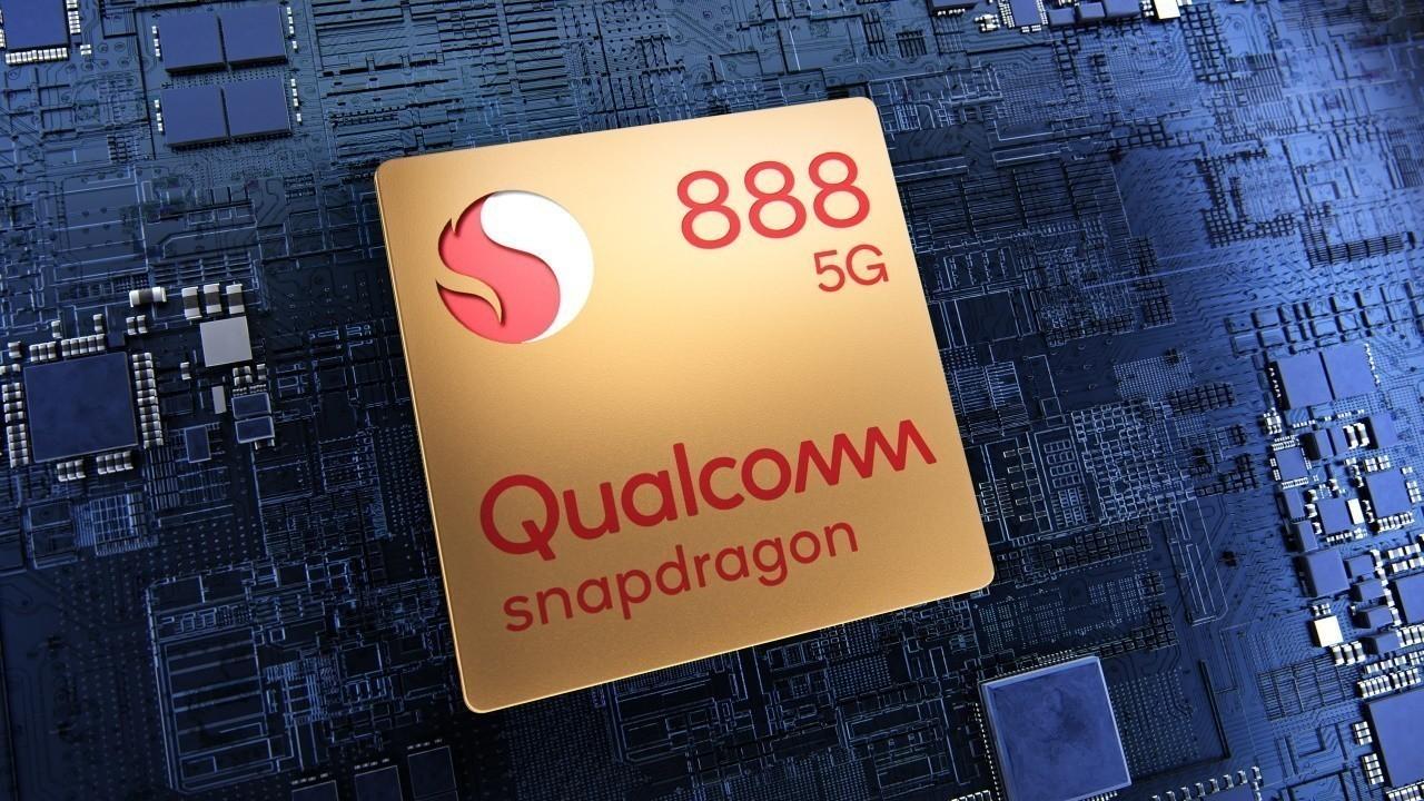 Snapdragon 888 işlemci resmi olarak duyuruldu