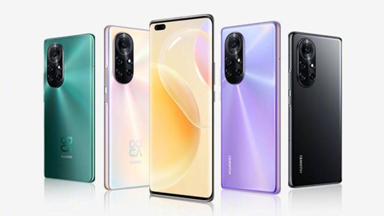Huawei Nova 8 ve Nova 8 Pro resmi olarak duyuruldu