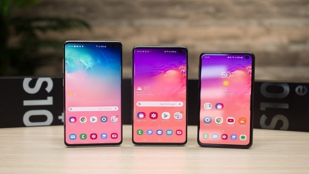 Samsung Galaxy S10 ailesi için indirim yapıldı