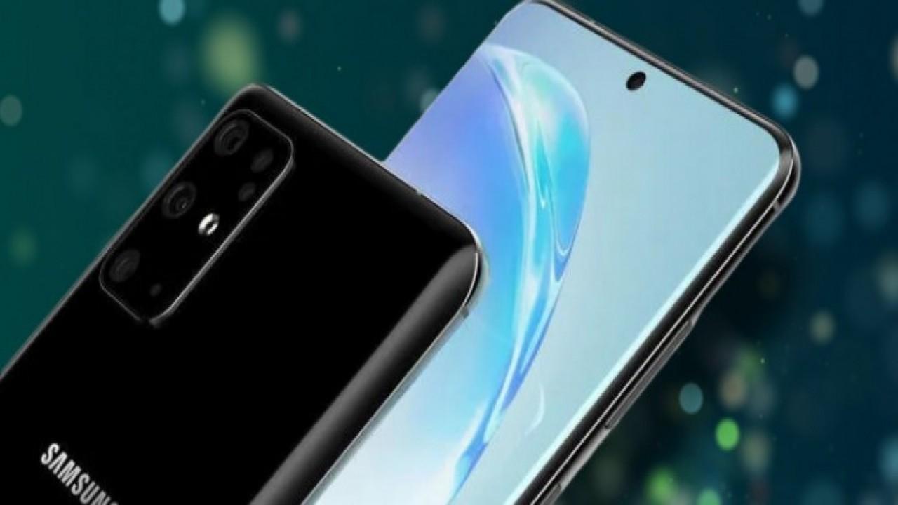 Samsung Galaxy S20 resmi sitede göründü