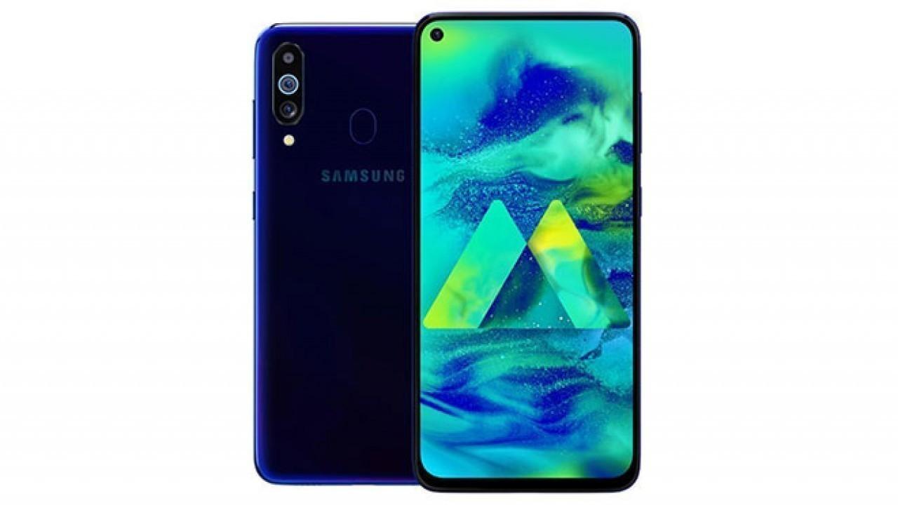 Samsung, Galaxy M40 için Android 10 sunmaya başladı
