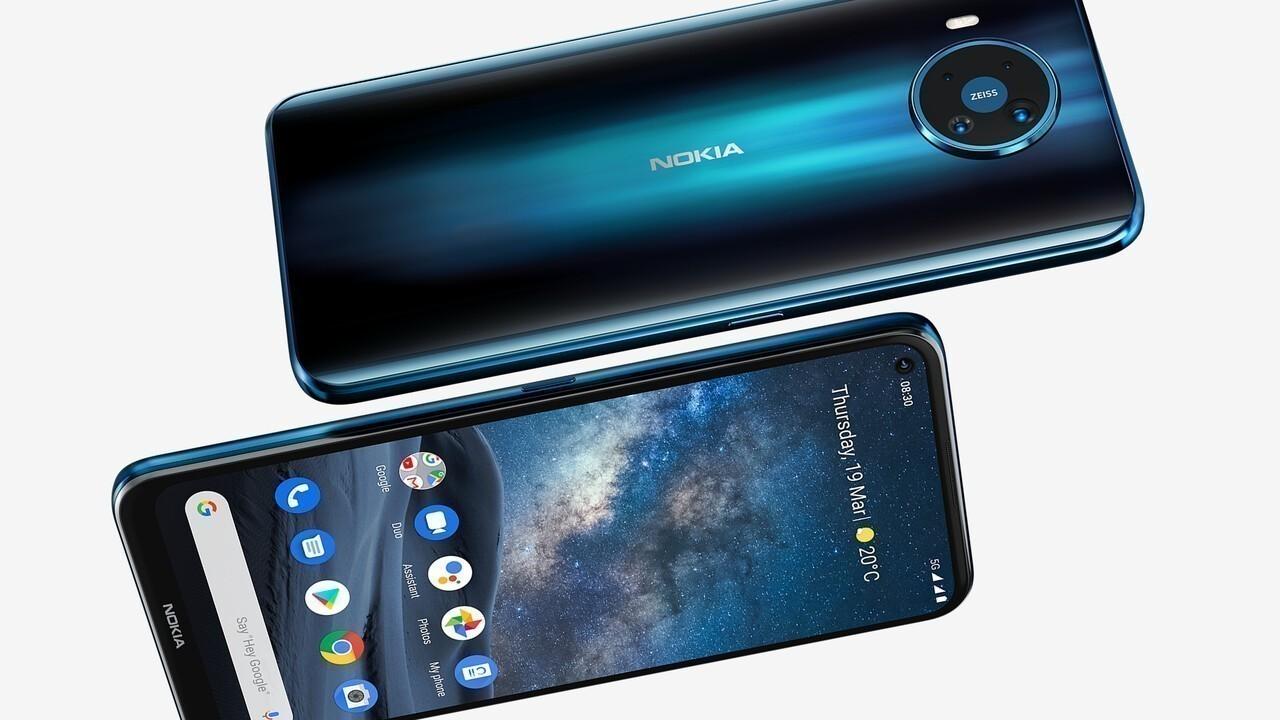 Nokia 8.3 5G resmi olarak duyuruldu