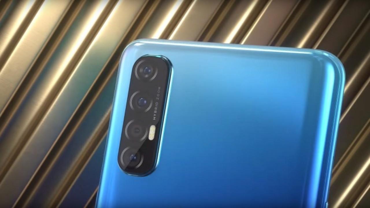 İki ön kameralı Oppo Reno3 Pro resmi olarak duyuruldu