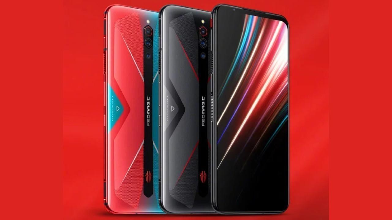 Nubia Red Magic 5G oyuncu telefonu global olarak ön siparişe sunuldu