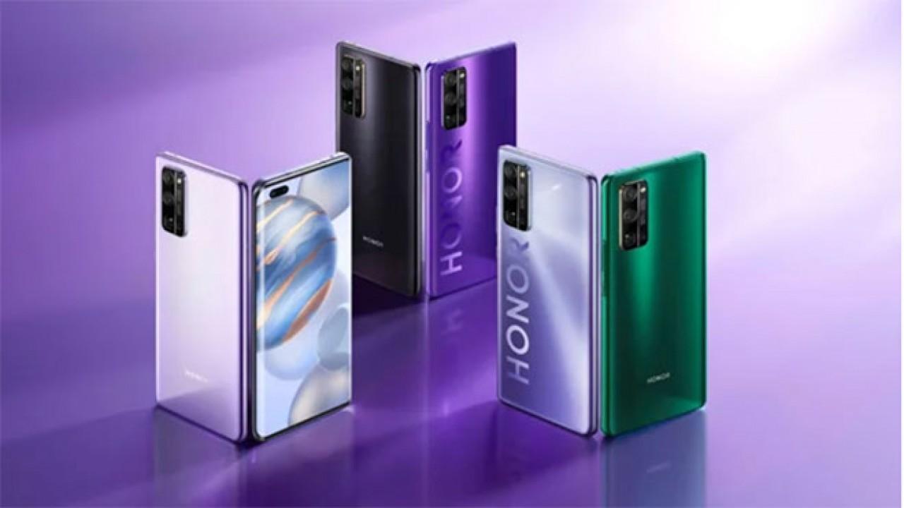 Honor 30, 30 Pro ve 30 Pro+ resmi olarak duyuruldu