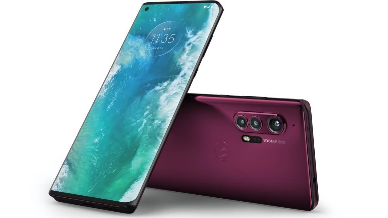 Motorola Edge Plus resmi olarak duyuruldu
