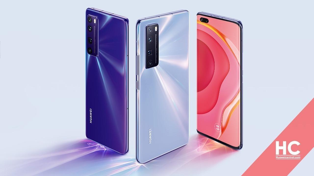 Huawei Nova 7, 7 Pro ve 7 SE resmi olarak duyuruldu