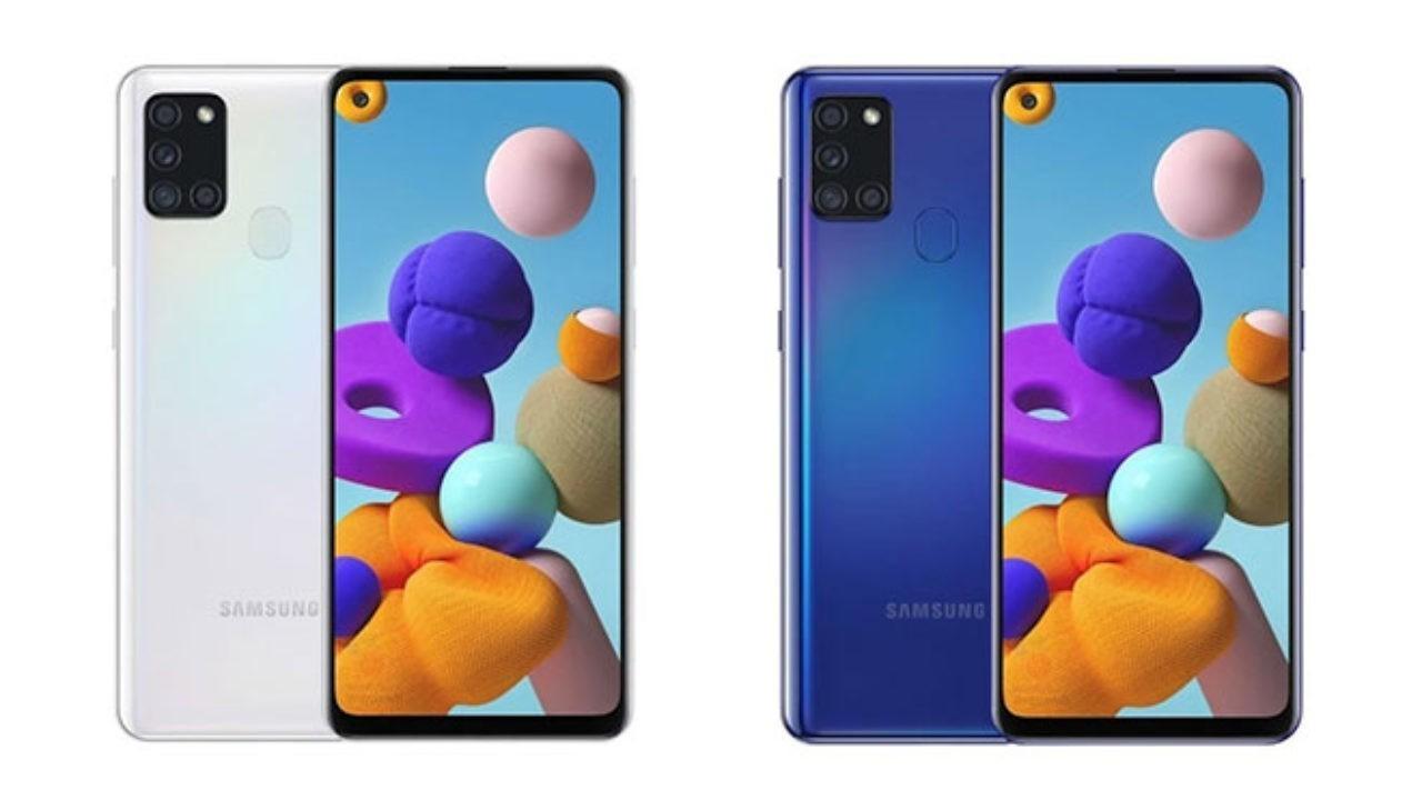 Samsung Galaxy A21s fiyatı, özellikleri ve görseli sızdırıldı