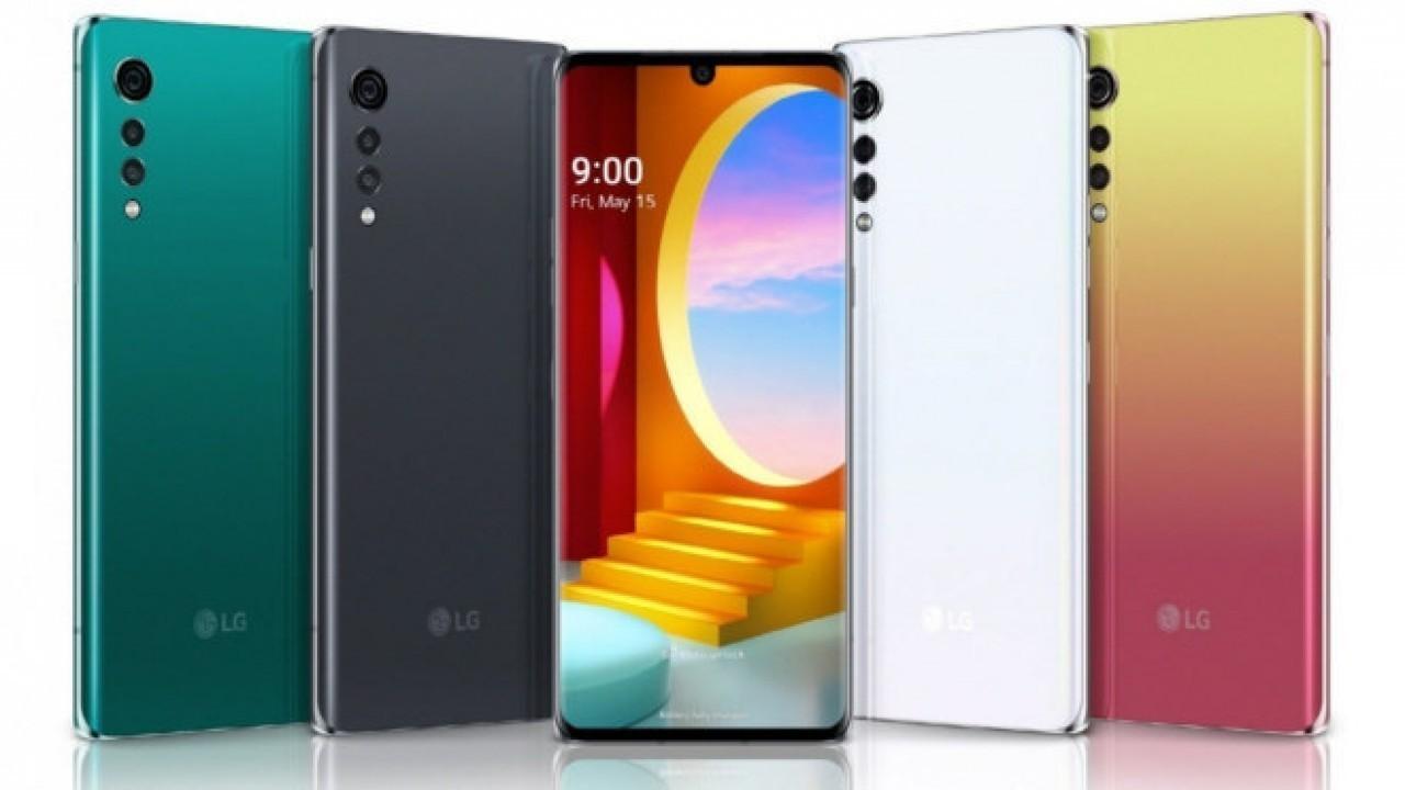 LG Velvet'in fiyatı ve çıkış tarihi belli oldu