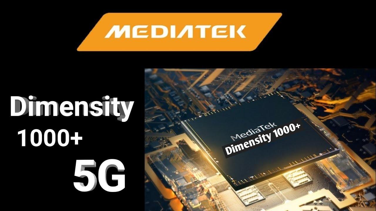 MediaTek, Dimensity 1000+ işlemcisini duyurdu