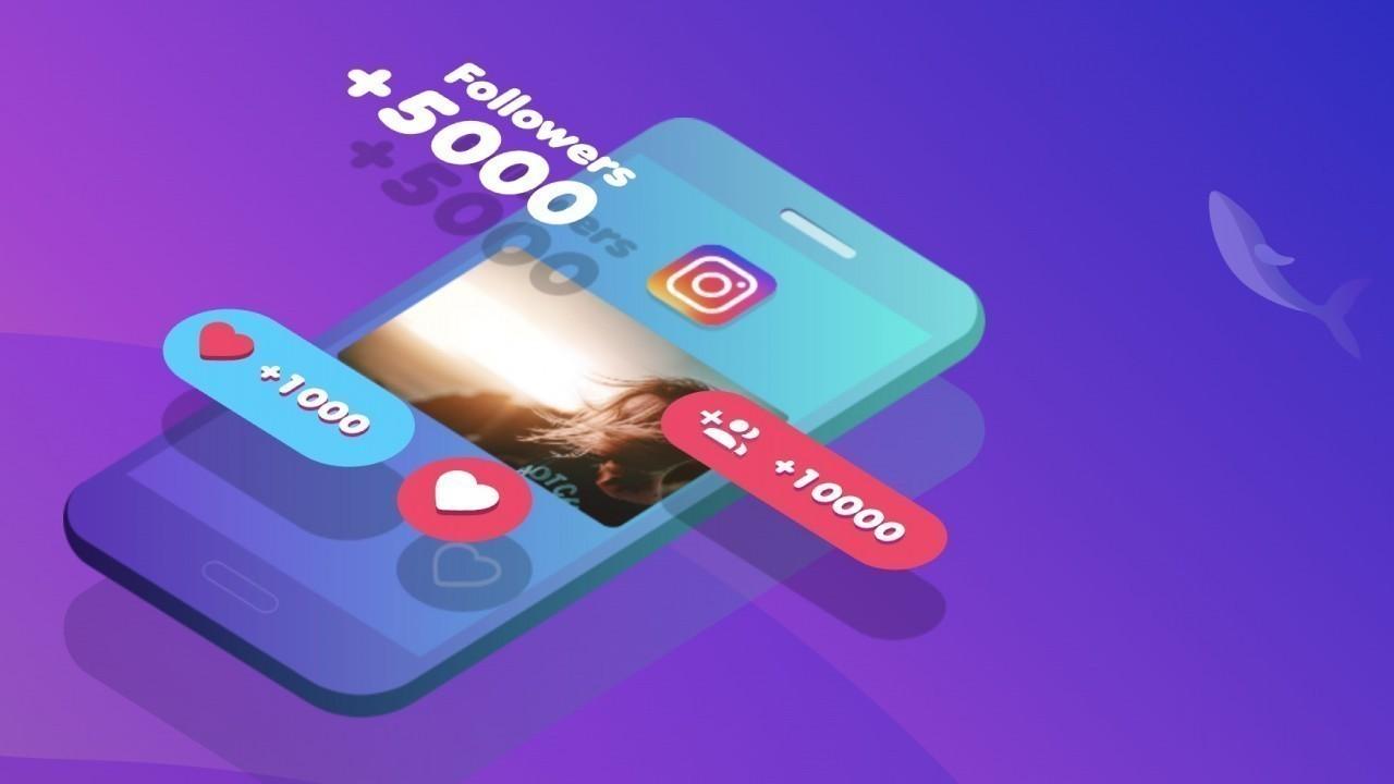 Çok basit bir şekilde Instagram'da beğeni ve takipçi sayınızı arttırın