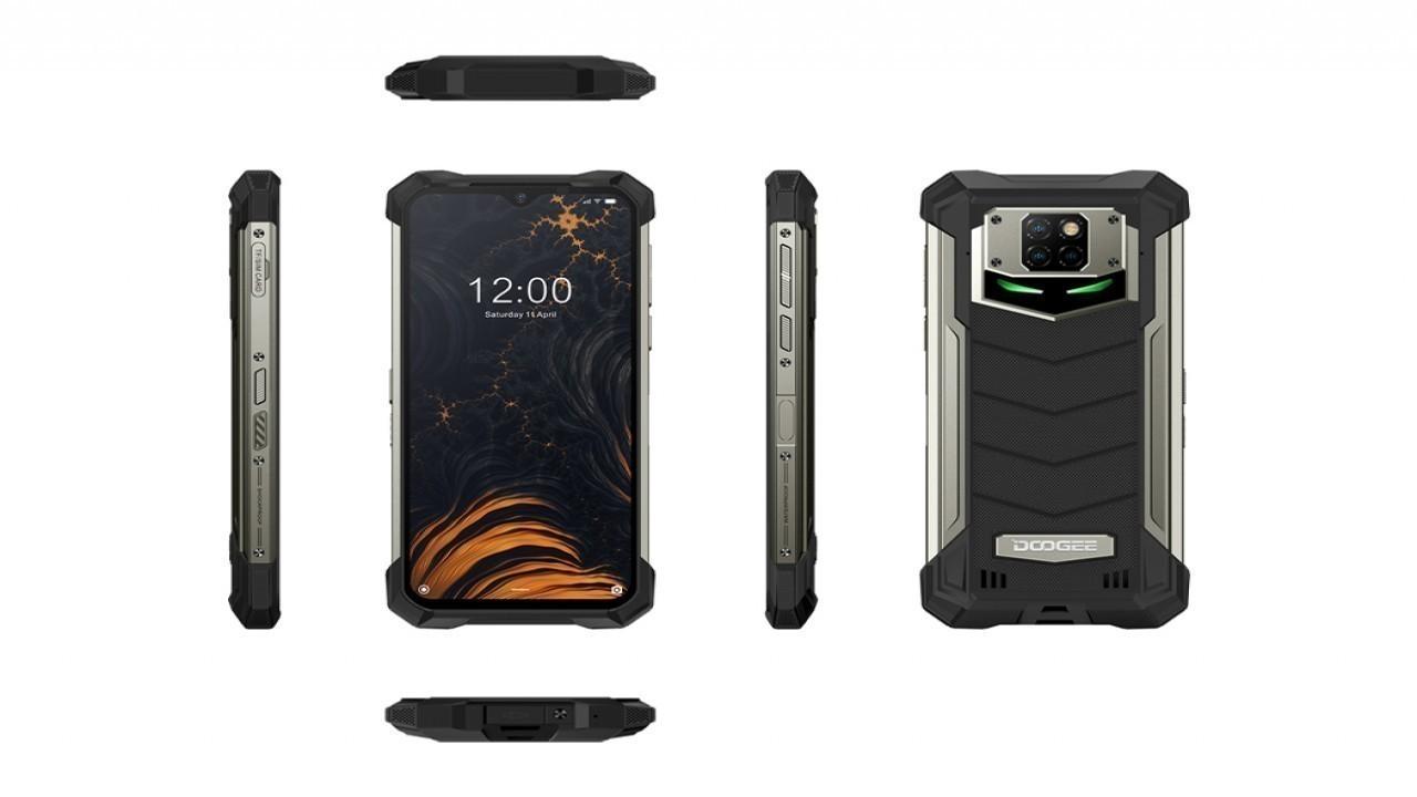 10 bin mAh pile sahip telefon satışa sunuldu: Dooge S88 Pro