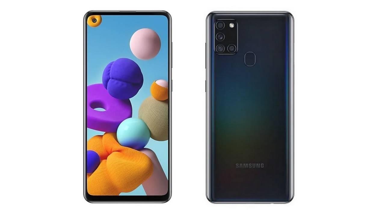 Samsung Galaxy A21s Hindistan'da satışa sunuldu
