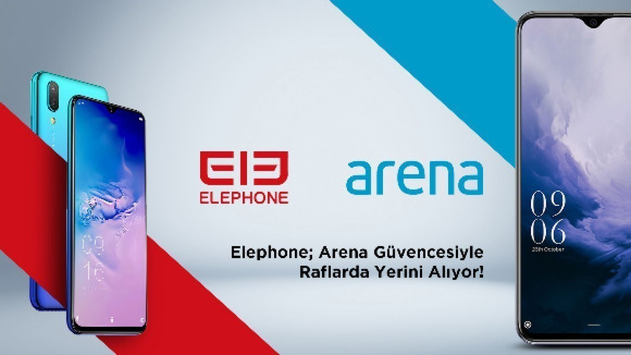 Elephone akıllı telefonlar Türkiye'de satışa sunuluyor