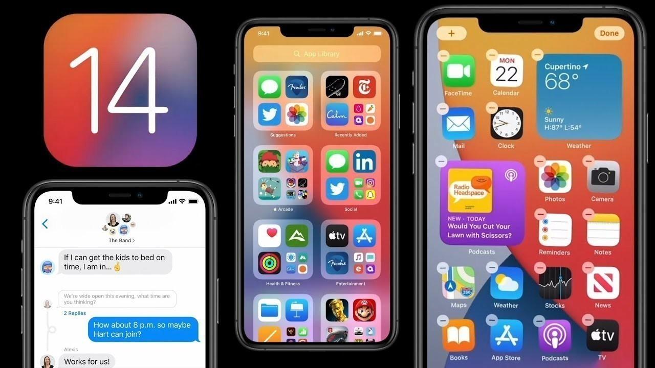iOS 14 tanıtıldı; yenilikler ve uyumlu cihazlar