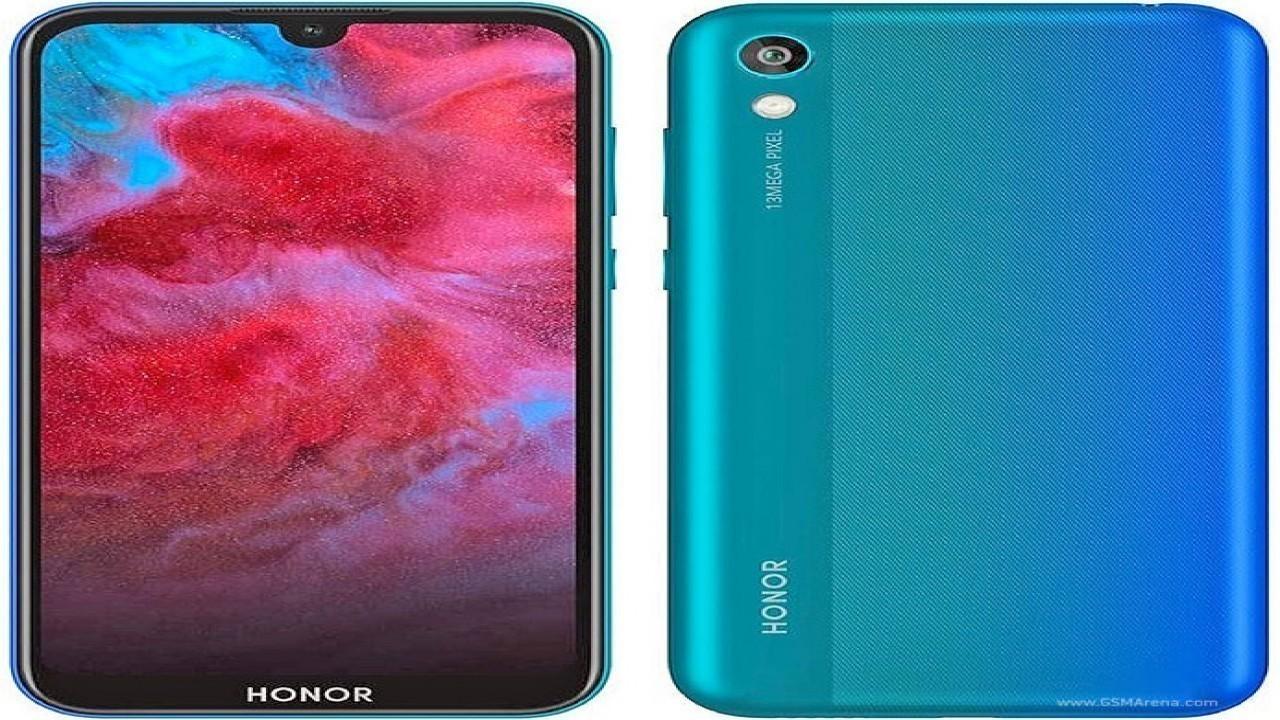 Honor 8S 2020, İngiltere'de Satışa Sunuldu