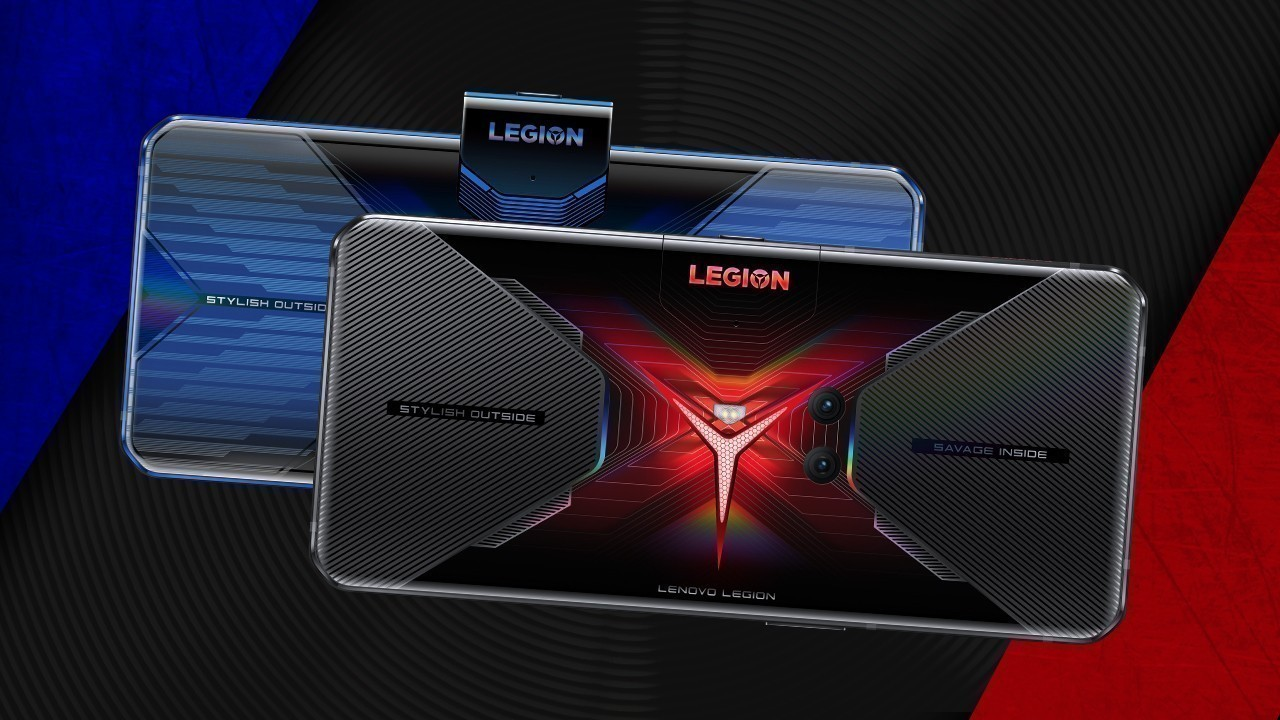 Lenovo Legion Duel Resmi Olarak Duyuruldu
