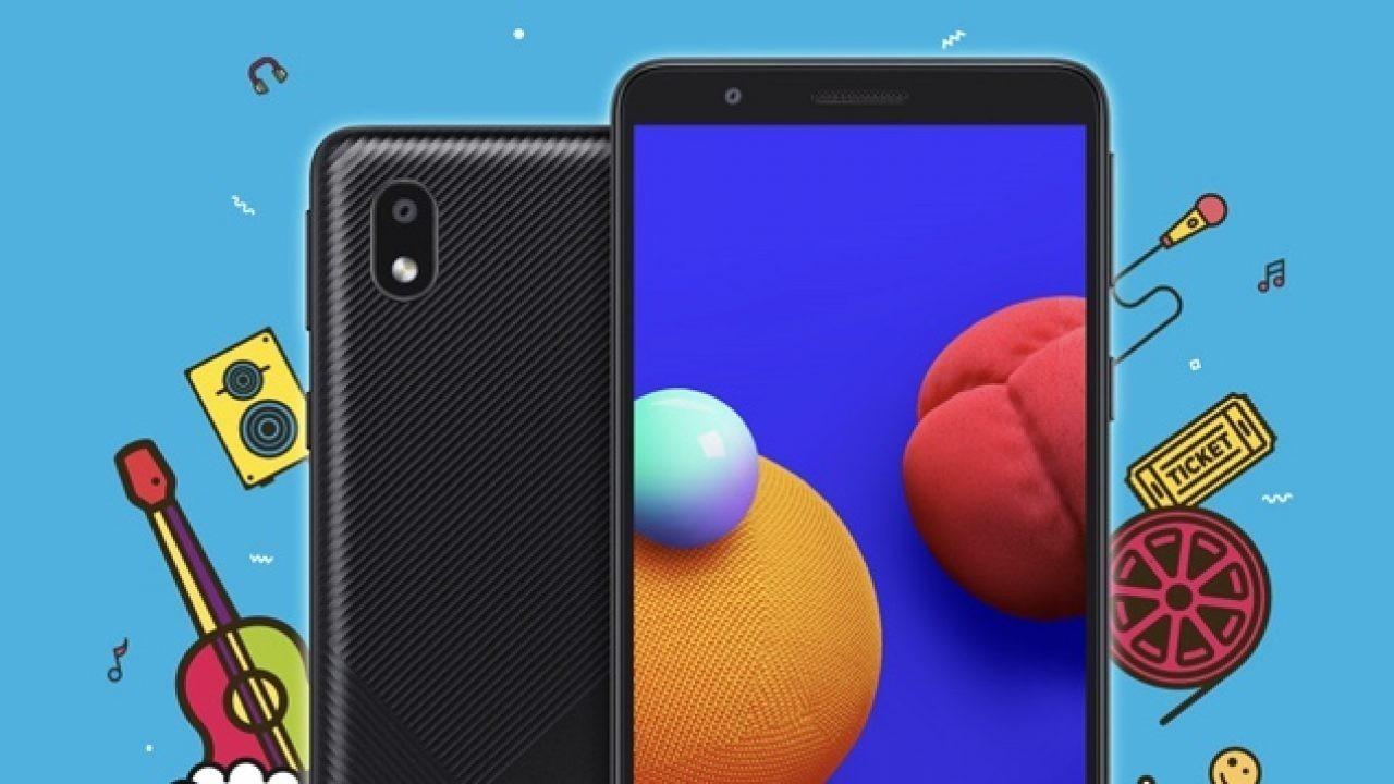 Samsung Galaxy M01 Core resmi olarak duyuruldu