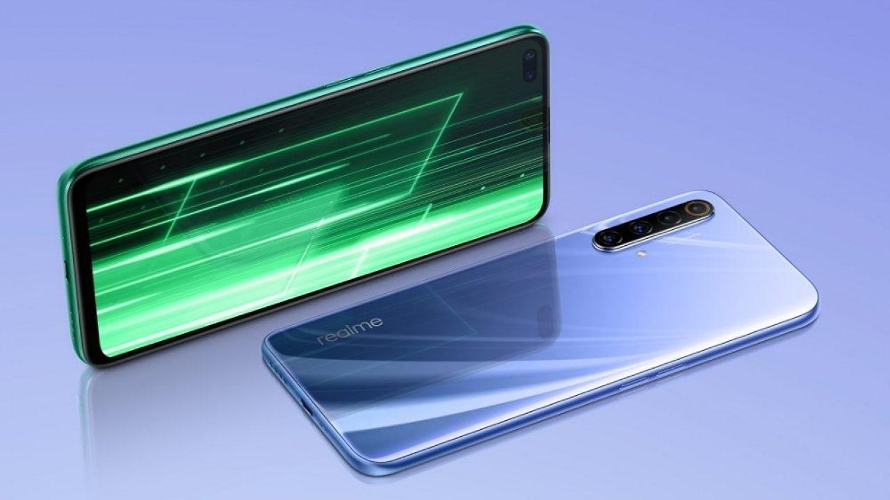 Realme X50 5G, Avrupa'da Satışa Sunuldu