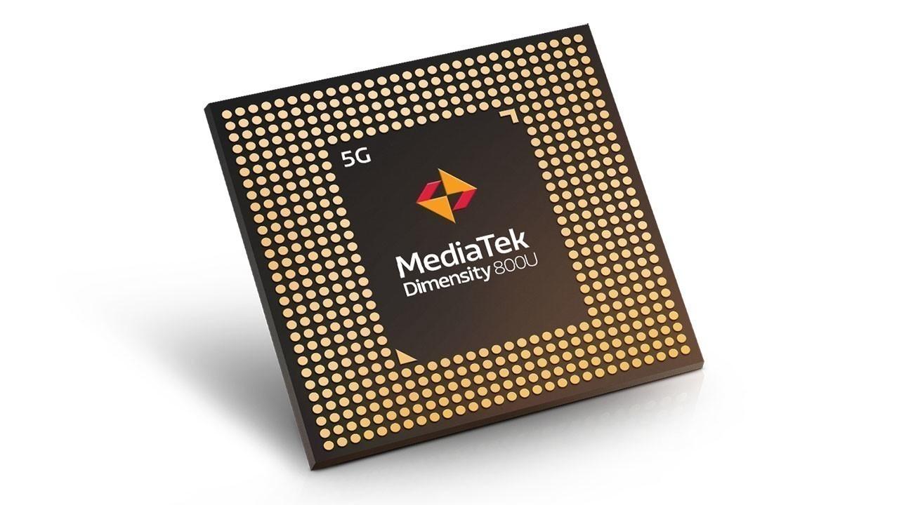 MediaTek, Dimensity 800U işlemcisini duyurdu