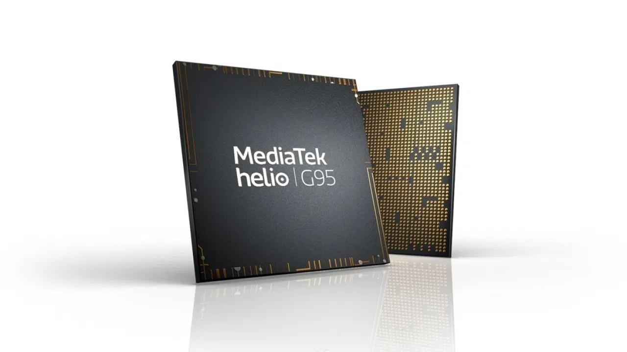 MediaTek, Helio G95 işlemcisini duyurdu