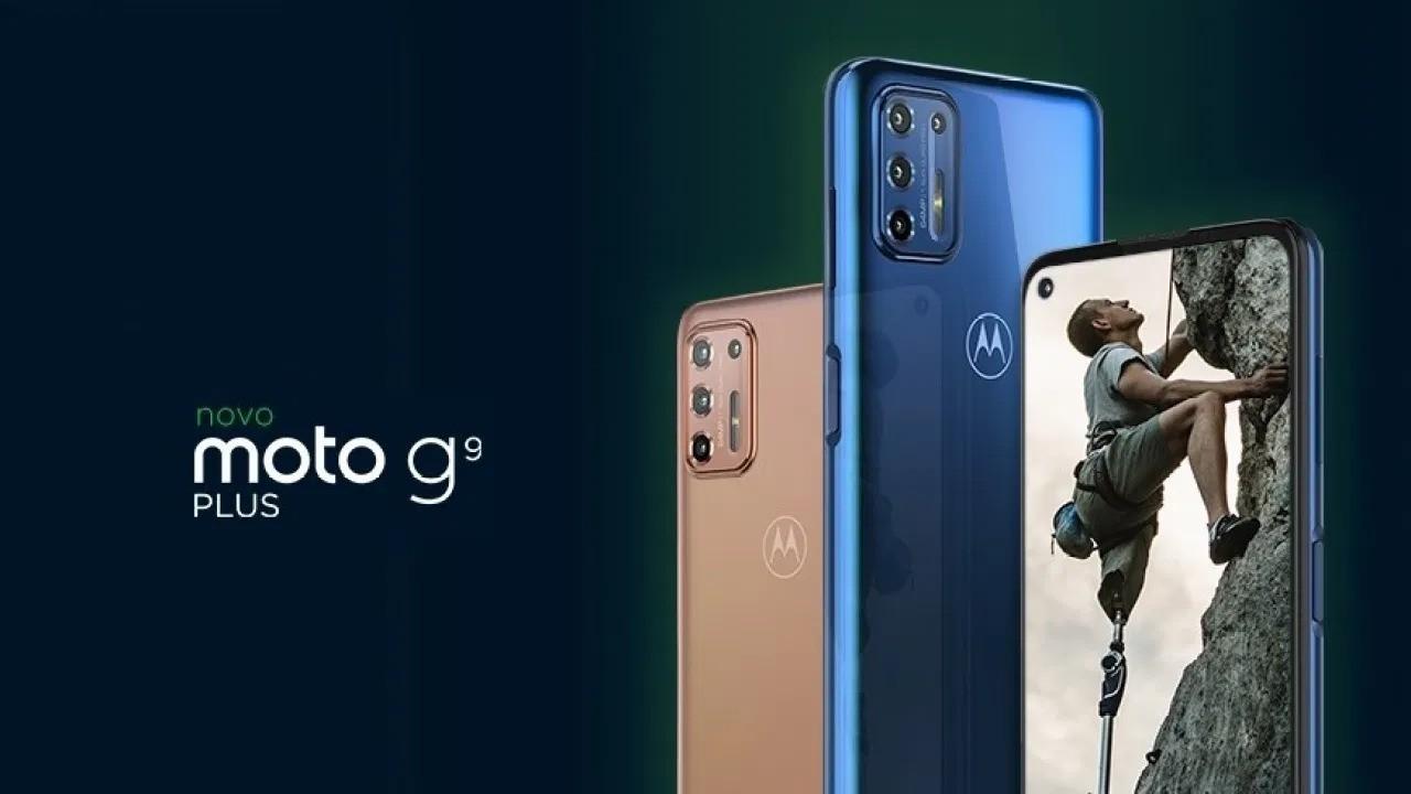 Moto G9 Plus resmi olarak duyuruldu