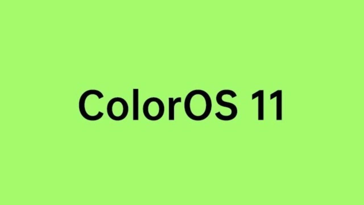 OPPO, ColorOS 11 güncelleme takvimini paylaştı