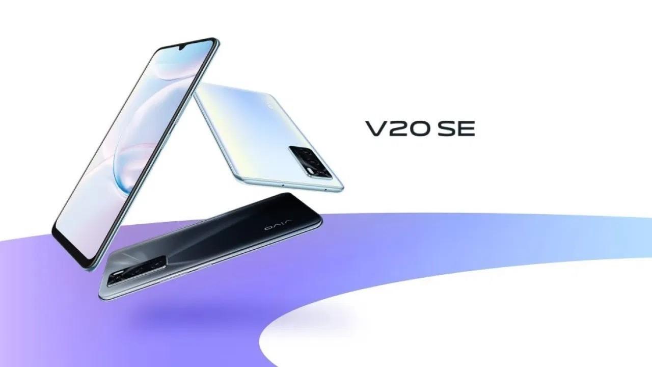 Vivo V20 SE resmi olarak duyuruldu