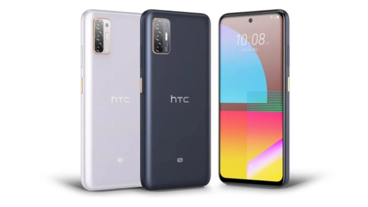 HTC Desire 21 Pro 5G resmi olarak duyuruldu