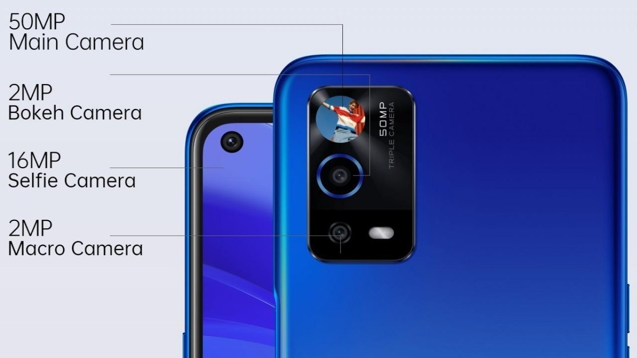 Oppo A55 4G resmi olarak duyuruldu