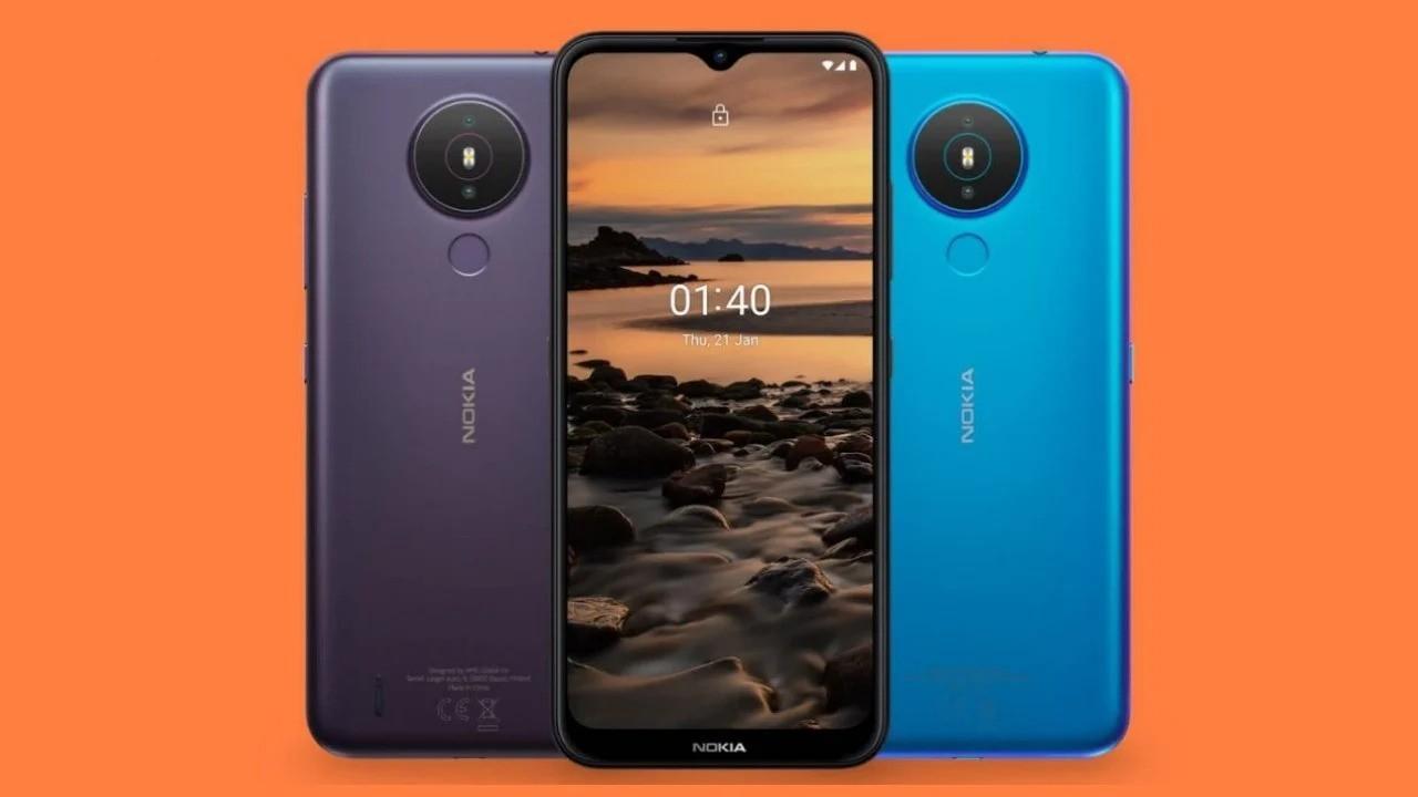 Nokia 1.4 resmi olarak duyuruldu