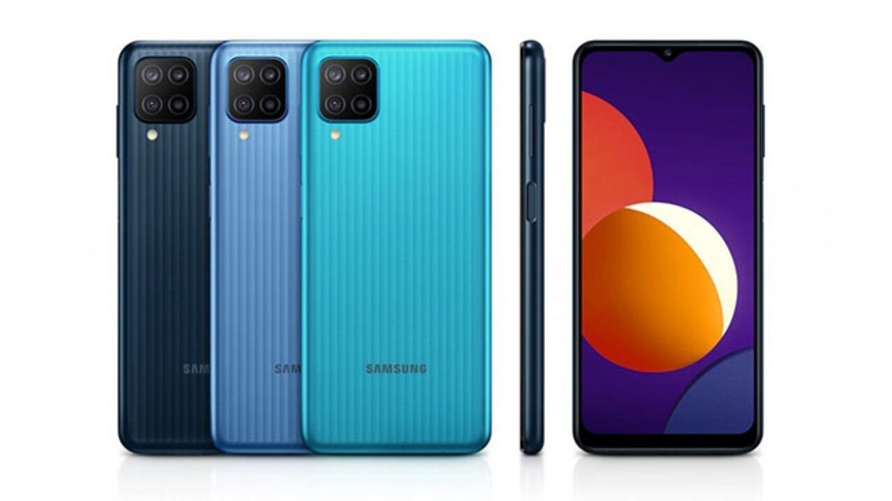 Samsung Galaxy M12 resmi olarak duyuruldu