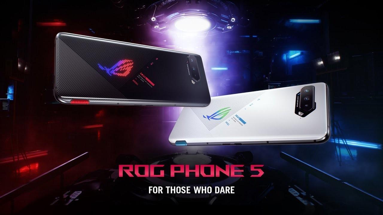 Asus ROG Phone 5, Pro ve Ultimate Duyuruldu